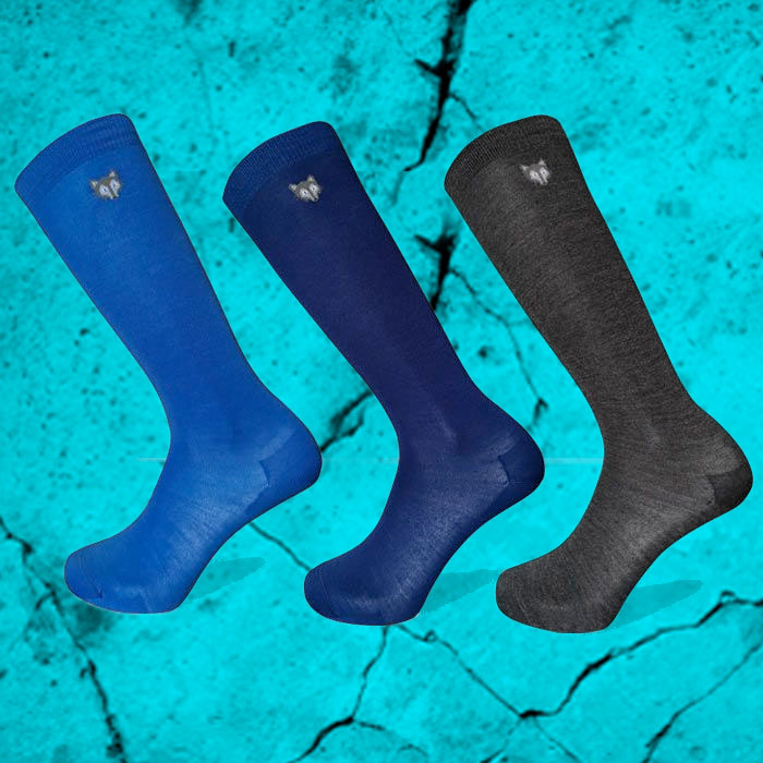 Chaussettes thermiques Tundra wolf - style ski